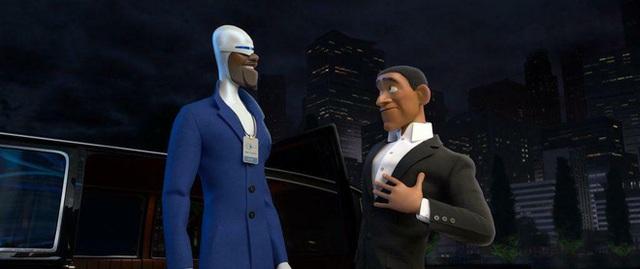 12 chi tiết siêu ẩn trong bom tấn Gia Đình Siêu Nhân của Pixar cho fan cứng: Một cảnh quay còn được Avengers bắt chước! - Ảnh 17.