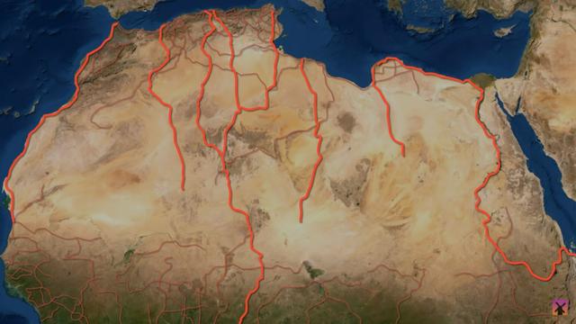 Chuyện gì sẽ xảy ra nếu chúng ta trải pin mặt trời lấp đầy sa mạc Sahara? - Ảnh 3.