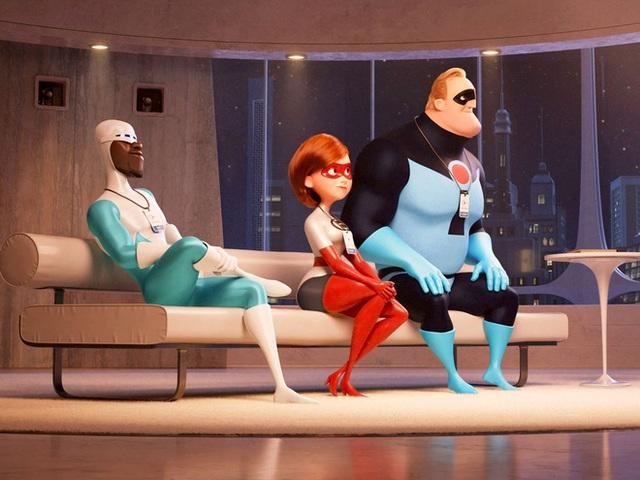 12 chi tiết siêu ẩn trong bom tấn Gia Đình Siêu Nhân của Pixar cho fan cứng: Một cảnh quay còn được Avengers bắt chước! - Ảnh 9.