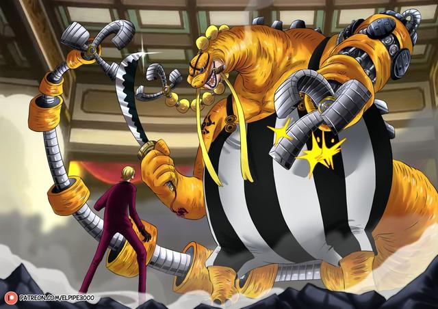 Tobi Roppo bị hạ bệ, những chap tới của One Piece sẽ chứng kiến sức mạnh và số phận của bộ ba tam tai? - Ảnh 4.