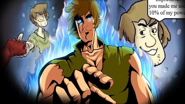 Meme Shaggy Ultra Instict bất ngờ chính thức góp mặt trong phim hoạt hình Mortal Kombat - Ảnh 3.