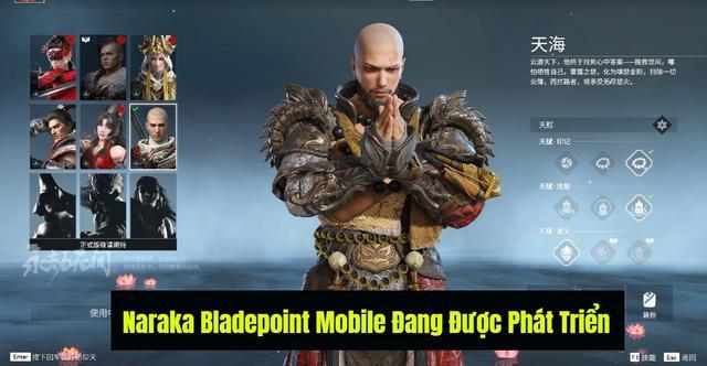 """Nóng! NARAKA: BLADEPOINT Mobile """"chính chủ"""" sắp chính thức ra mắt game thủ? - Ảnh 1."""