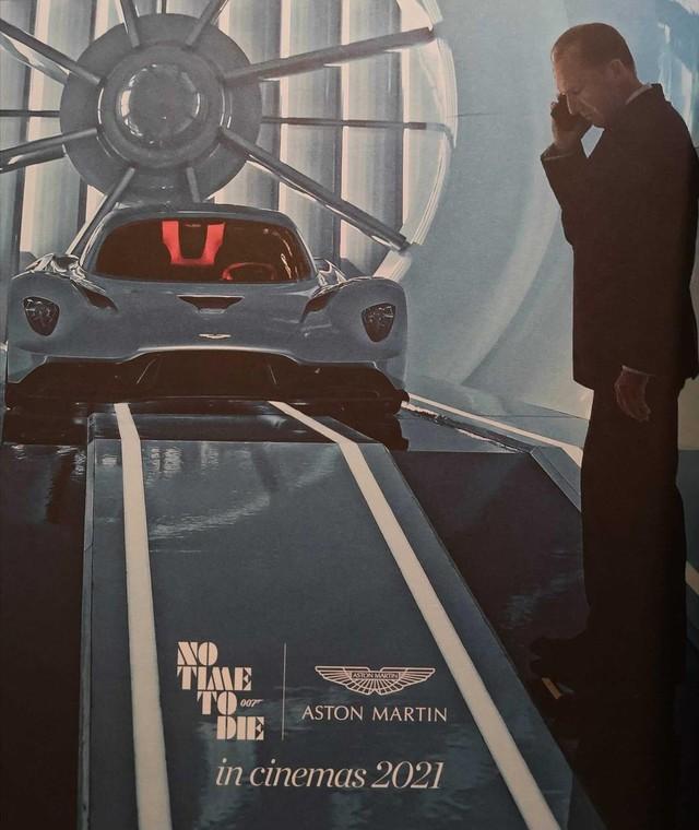"""""""James Bond"""" Daniel Craig thực hiện pha hành động không tưởng trong trailer mới nhất của bom tấn 007 - No Time To Die - Ảnh 6."""