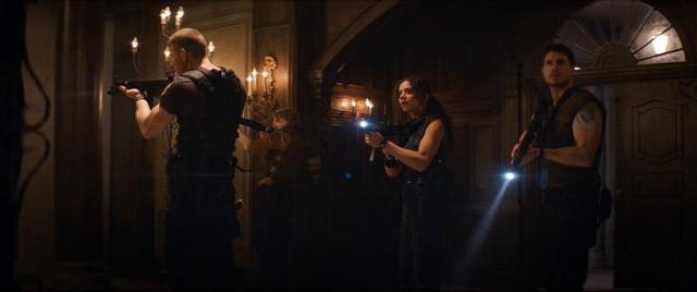 Game thủ phấn khích về những hình ảnh đầu tiên của phim Resident Evil mới - Ảnh 4.
