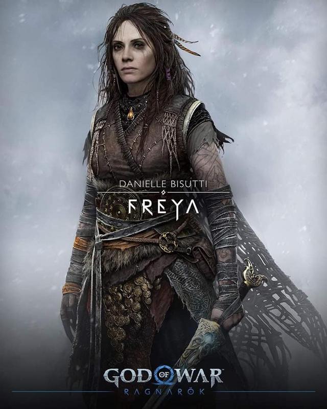 Điểm tên 11 vị thần trong thần thoại Bắc Âu từng xuất hiện trong game God of War - Ảnh 1.