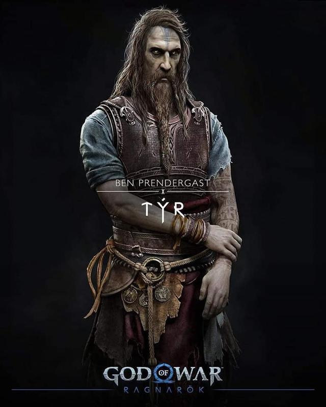 Điểm tên 11 vị thần trong thần thoại Bắc Âu từng xuất hiện trong game God of War - Ảnh 8.