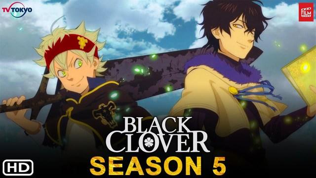 Thông tin mới nhất về anime Black Clover season 5, toàn bộ trận chiến với Dark Triad sẽ lên sóng - Ảnh 1.