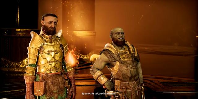Điểm tên 11 vị thần trong thần thoại Bắc Âu từng xuất hiện trong game God of War - Ảnh 6.