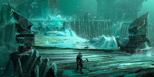 Điểm tên 11 vị thần trong thần thoại Bắc Âu từng xuất hiện trong game God of War - Ảnh 3.