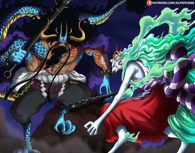 One Piece: Bộ đôi Luffy và Yamato có đủ sức để đánh bại Kaido hay cần thêm một nhân vật tầm cỡ khác nhập cuộc? - Ảnh 3.