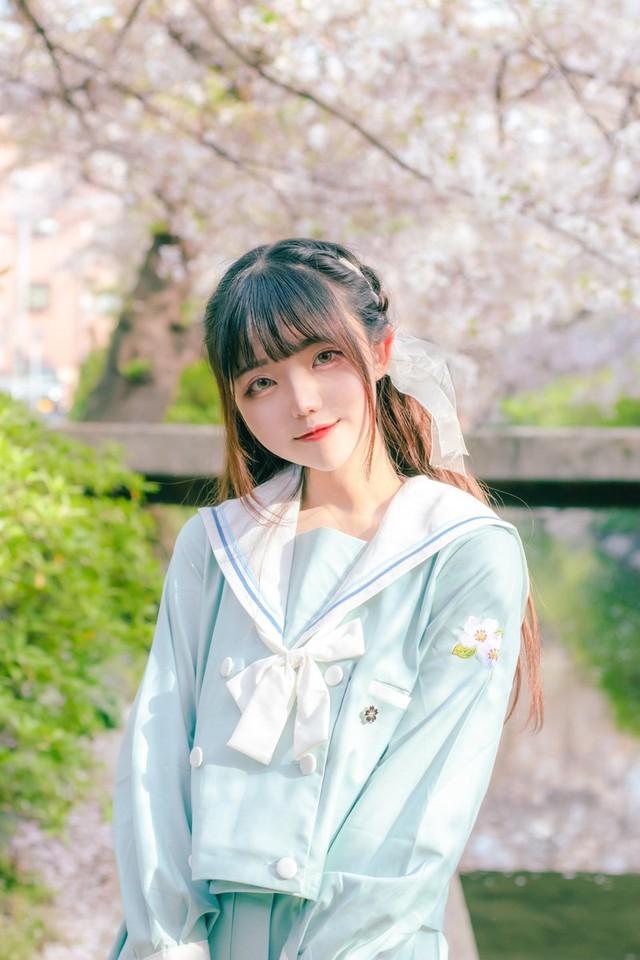 Nữ coser Gen Z Nhật Bản khiến fan ngất ngây với nhan sắc xinh đẹp tuyệt trần, càng ngắm càng mê mẩn - Ảnh 3.
