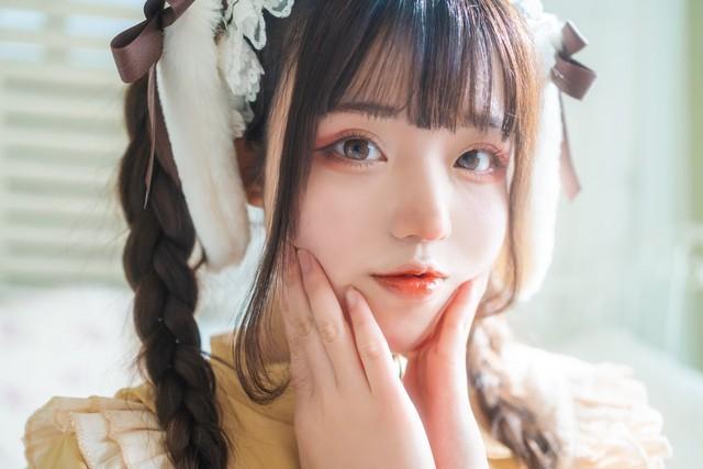 Nữ coser Gen Z Nhật Bản khiến fan ngất ngây với nhan sắc xinh đẹp tuyệt trần, càng ngắm càng mê mẩn - Ảnh 2.