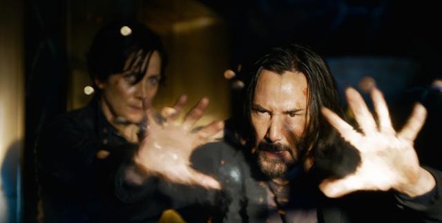 The Matrix: Resurrections tung trailer Photo-1-16312427326961009170416