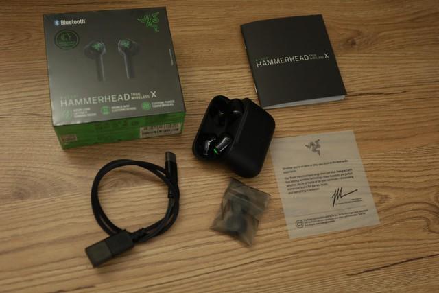 Trải nghiệm Razer Hammerhead True Wireless X - Tai nghe không dây siêu tốc cho game thủ mobile - Ảnh 1.