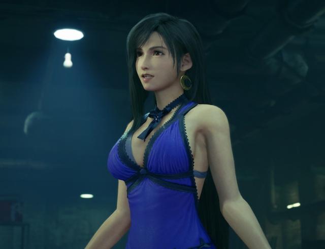 Sống lại trào lưu chế Tifa tóc ngắn, các fan của Final Fantasy phát sốt khi thấy nữ thần với nhan sắc cực phẩm - Ảnh 1.