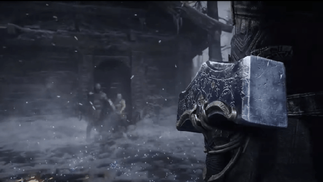 God of War Ragnarok released the first trailer, Kratos facing the Norse god of war - Photo 5.
