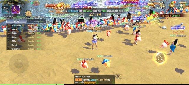 Tàng Kiếm Mobile đội dân cày lên đầu, chiều hư game thủ bằng những tính năng bắt kịp thời đại - Ảnh 2.