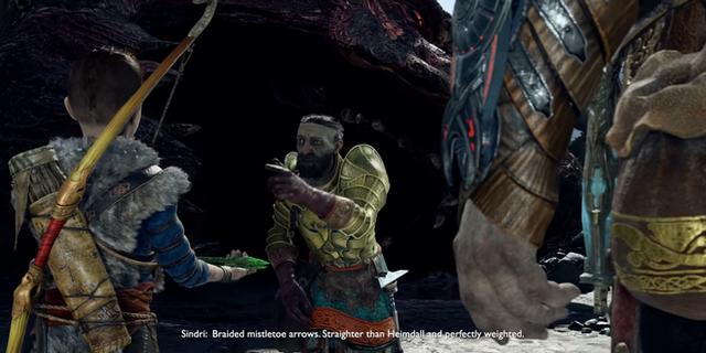 Điểm tên 11 vị thần trong thần thoại Bắc Âu từng xuất hiện trong game God of War - Ảnh 5.