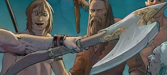 Ngoài búa Mjonlir và Stormbreaker, đây là 5 vũ khí khác của Thor ở comic chưa xuất hiện trong vũ trụ điện ảnh Marvel - Ảnh 1.