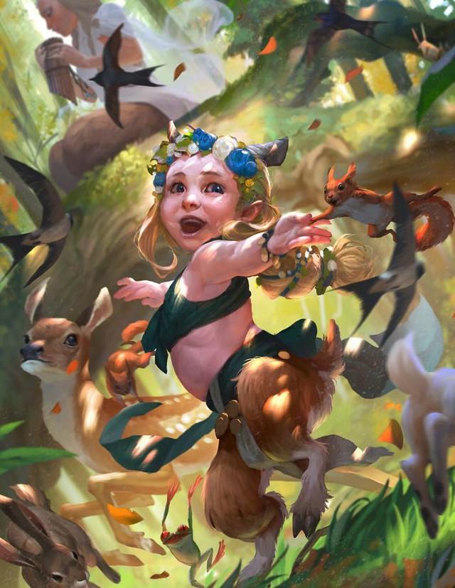 Sinh vật thần thoại khi còn bé đáng yêu cỡ nào Photo-5-1631350710735631641992