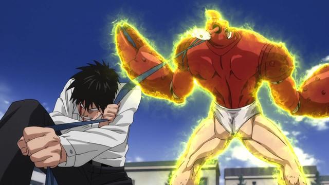 One Punch Man: Top 5 trận đấu được đánh giá thú vị nhất trong anime, cặp thầy trò Saitama tấu hài vô đối - Ảnh 1.