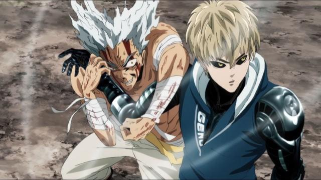 One Punch Man: Top 5 trận đấu được đánh giá thú vị nhất trong anime, cặp thầy trò Saitama tấu hài vô đối - Ảnh 2.