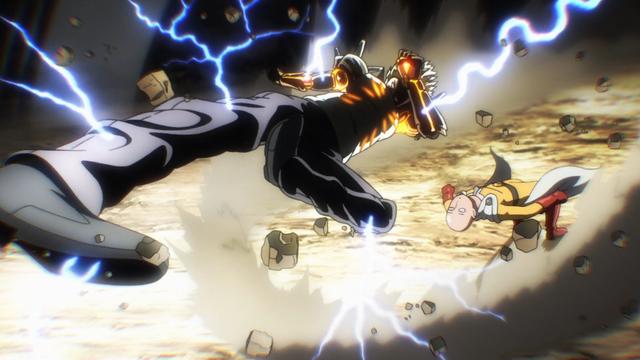 One Punch Man: Top 5 trận đấu được đánh giá thú vị nhất trong anime, cặp thầy trò Saitama tấu hài vô đối - Ảnh 4.