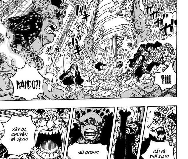 Top 4 sự kiện có thể xảy ra trong One Piece chap 1026, Momonosuke tiếp tục tấu hài? - Ảnh 1.