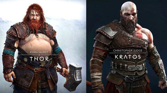 Soi body của Thor trong God of War: Ragnarok – có thực sự béo phì? - Ảnh 1.