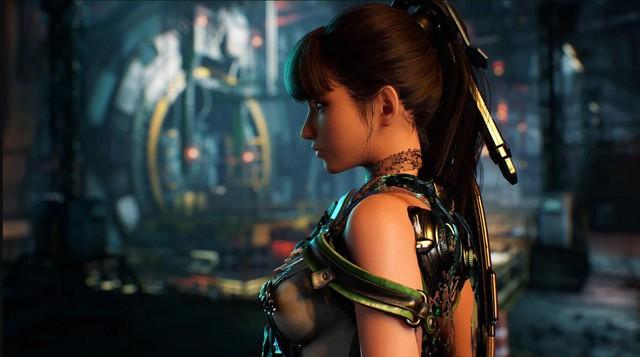 Game thủ phát sốt trước nữ chính nóng bỏng của bom tấn Project Eve - Ảnh 2.