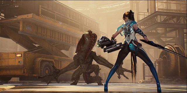 Game thủ phát sốt trước nữ chính nóng bỏng của bom tấn Project Eve - Ảnh 3.