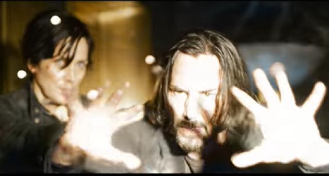 7 điều kinh điển trong loạt phim cũ của Ma Trận xuất hiện trong phần 4, được thấy lại Neo và Trinity khiến fan vỡ òa - Ảnh 6.