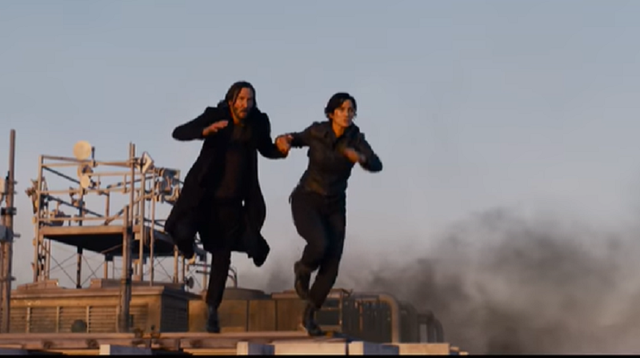 7 điều kinh điển trong loạt phim cũ của Ma Trận xuất hiện trong phần 4, được thấy lại Neo và Trinity khiến fan vỡ òa - Ảnh 7.