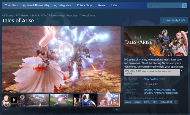 Tales of Arise được game thủ khen nức nở Untitled-1631457005180798201068