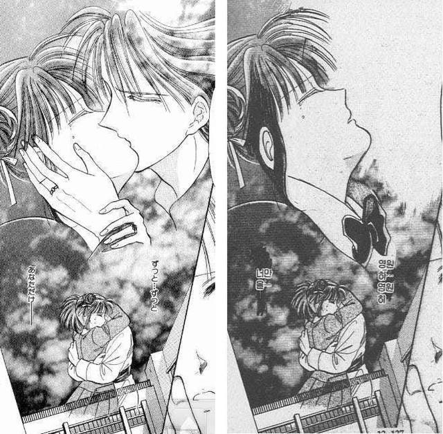 Những màn chỉnh sửa cực khó đỡ khi manga Nhật xuất bản ở nước ngoài 1940188013348247815608597094843480382355564n-16315026444682140040273