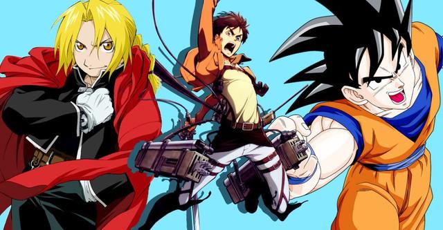 """Top 5 series anime """"chế"""" hài lu mờ cả bản gốc, Attack on Titan và Dragon Ball Z trở thành kinh điển - Ảnh 1."""