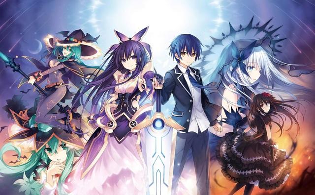 Top 5 anime hấp dẫn sẽ ra mắt vào tháng 10, hứa hẹn mang đến một mùa Halloween không thể quên - Ảnh 4.