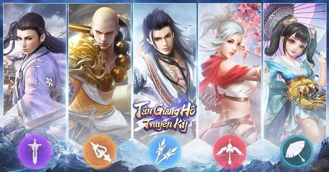 Trải nghiệm game Tân Giang Hồ Truyền Kỳ, nơi tuyệt kỹ giang hồ được ẩn giấu - Ảnh 3.