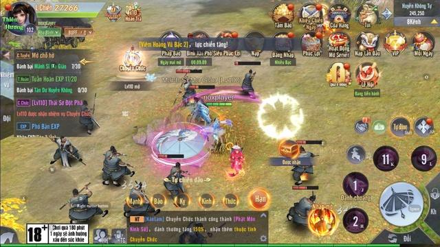 Trải nghiệm game Tân Giang Hồ Truyền Kỳ, nơi tuyệt kỹ giang hồ được ẩn giấu - Ảnh 4.