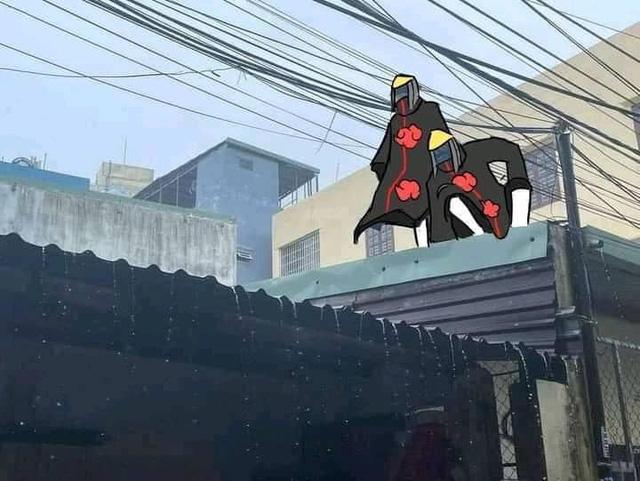 Các fan Naruto thích thú với hình ảnh Itachi và Kisame về thăm làng phiên bản người thật việc thật - Ảnh 6.