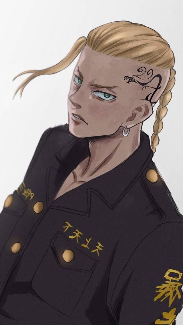Tokyo Revengers: Phó tổng trưởng băng Toman quá ngầu và bảnh qua loạt fanart siêu có tâm từ cộng đồng fan - Ảnh 14.