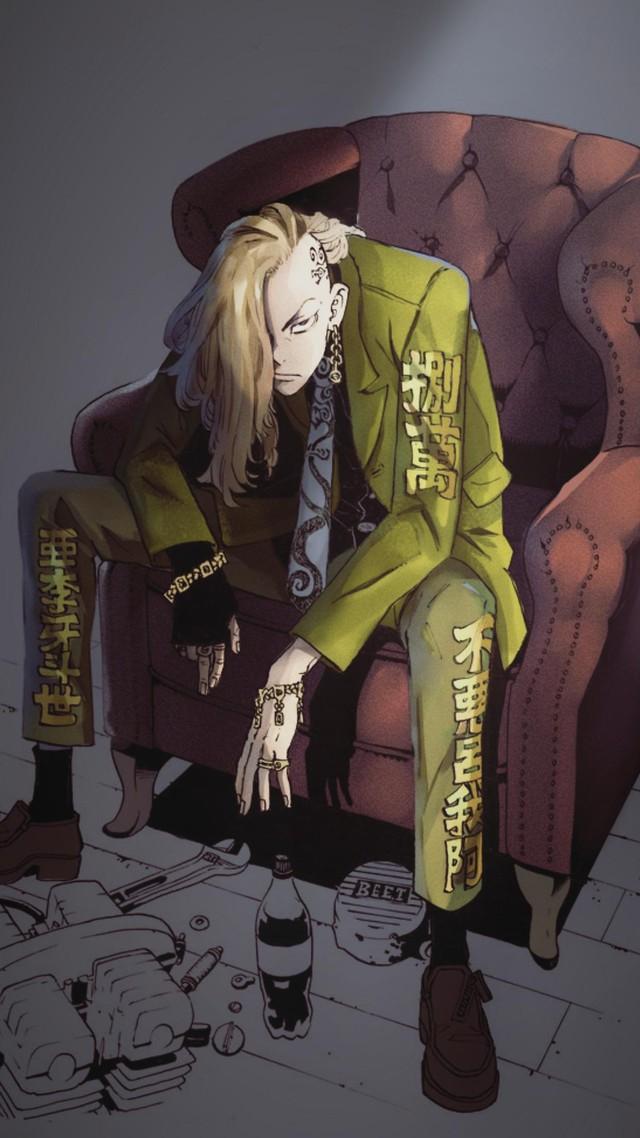 Tokyo Revengers: Phó tổng trưởng băng Toman quá ngầu và bảnh qua loạt fanart siêu có tâm từ cộng đồng fan - Ảnh 21.