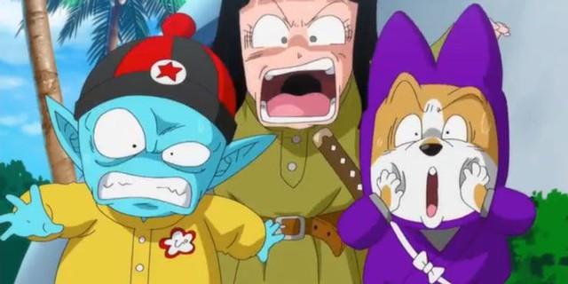 Những kẻ phản diện hề hước nhất nhì trong anime (P.1) - Ảnh 5.