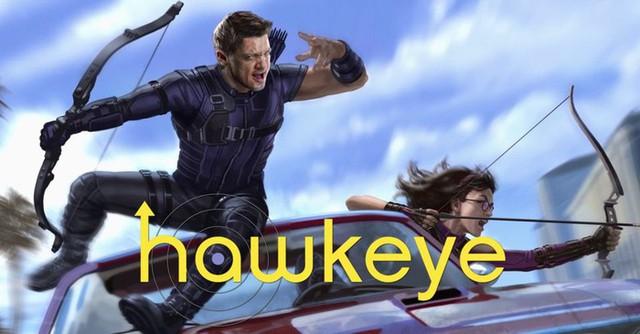 Marvel Studio tung trailer series Hawkeye, giới thiệu nữ cung thủ cực xinh kế nhiệm Clint Barton - Ảnh 1.