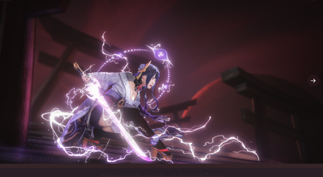 Đã mắt với loạt ảnh cosplay Raiden Shogun đẹp hơn cả bản gốc trong Genshin Impact - Ảnh 7.
