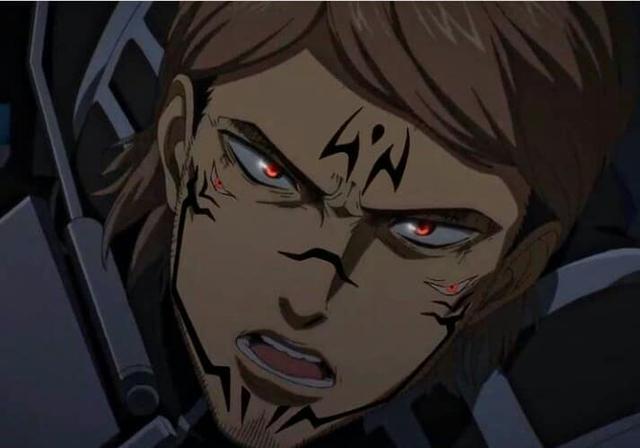Khi dàn nhân vật Attack on Titan bị Vua nguyền hồn Sukuna trong Jujutsu Kaisen nhập, tạo hình của Levi ngầu bá cháy - Ảnh 1.