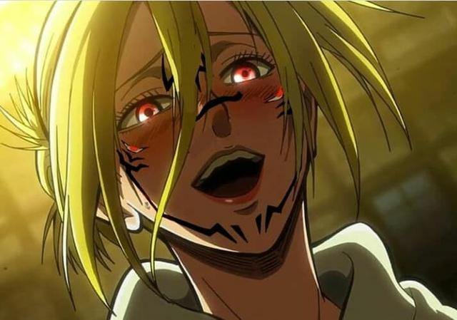 Khi dàn nhân vật Attack on Titan bị Vua nguyền hồn Sukuna trong Jujutsu Kaisen nhập, tạo hình của Levi ngầu bá cháy - Ảnh 10.