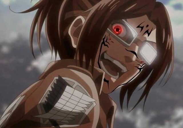 Khi dàn nhân vật Attack on Titan bị Vua nguyền hồn Sukuna trong Jujutsu Kaisen nhập, tạo hình của Levi ngầu bá cháy - Ảnh 11.