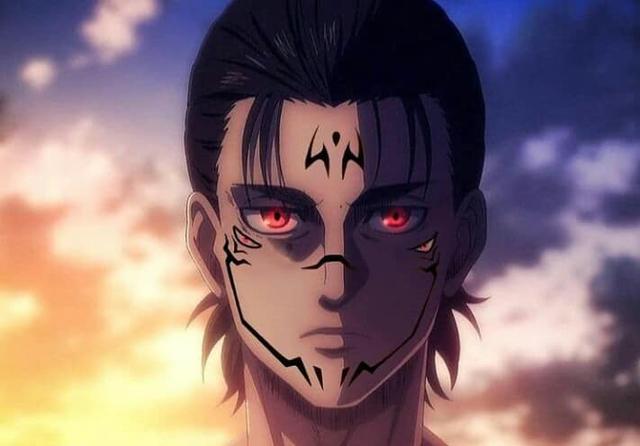 Khi dàn nhân vật Attack on Titan bị Vua nguyền hồn Sukuna trong Jujutsu Kaisen nhập, tạo hình của Levi ngầu bá cháy - Ảnh 12.