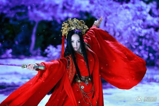 TOP 5 nữ nhân sở hữu võ công khủng khiếp nhất trong truyện Kim Dung, đụng nhầm có ngày xanh cỏ - Ảnh 7.